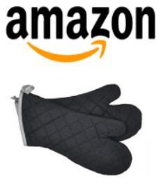 Amazon oven mitts