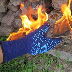 BluFire Oven Mitts